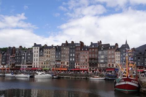 port Honfleur