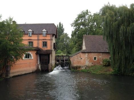 moulin villeray