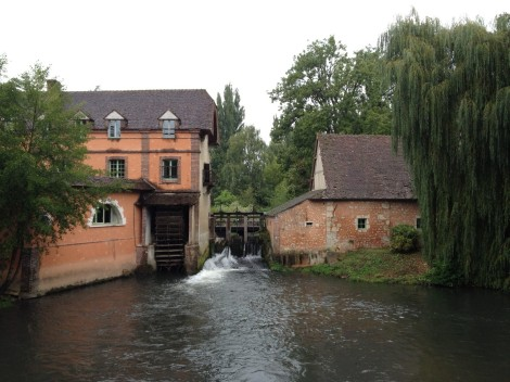 moulin villeray