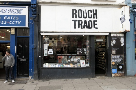 rough trade ©FonkyP