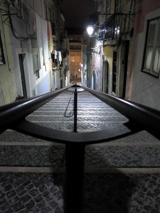 Lisbonne pente