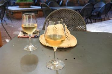 vin blanc Toscan