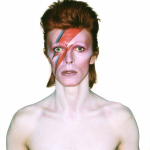 4_Album cover shoot for Aladdin Sane, 1973 Photograph by Brian Duffy � Duffy Archive & The David Bowie Archive.