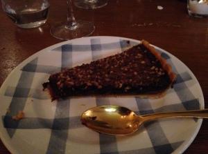 tarte noisette